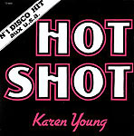 Karen Young - Hot Shot cover