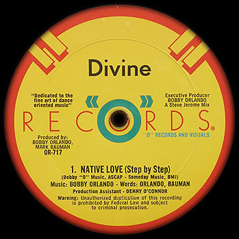 Divine on O Records