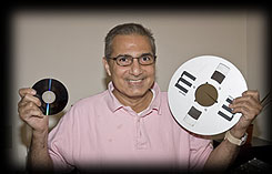 Bobby Viteritti with Reel-to-Reel transferred to CD