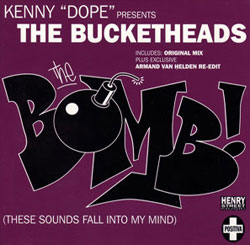 the Bomb! cover art