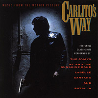 Carlitos Way Soundtrack CD