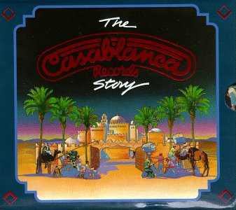 the Casablanca Records Story box