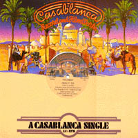 Casablanca 12inch DISCO single