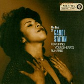 Warner Best of Candi Staton - feat. Young hearts run free