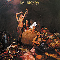 La Bionda album cover