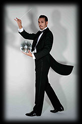 Dim as a Disco conductor