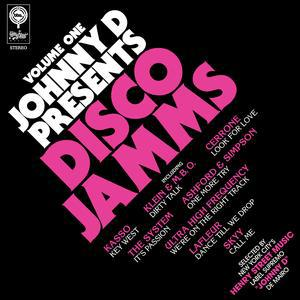 Disco Jamms CD
