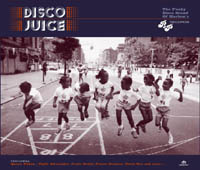 Disco Juice - Best of P and P Records