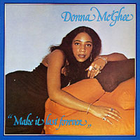 Donna McGhee - Make It Last Forever LP