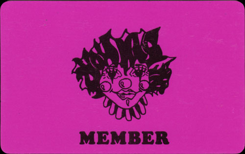 FunHouse Member card