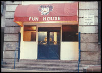FunHouse entrance