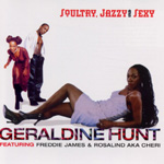 Geraldine Hunt - Soulty, Jazzy and Sexy album