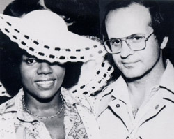 Gloria Gaynor and Meco
