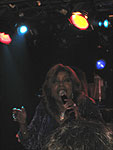 Gloria Gaynor live on stage