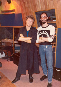 Dan Hartman and John