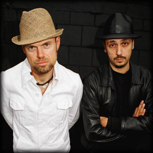 the Kings of Disco - Joey Negro and Dimitri from Paris