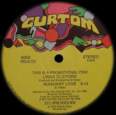 Linda Clifford Runaway Love Edit Broadway Gypsy Lady