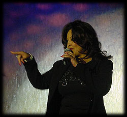 Linda Clifford performing