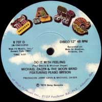 Michael Zager and the Moon Band feat. Peabo Bryson - Do It With Feeling