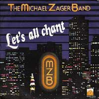 Michael Zager Band - Lets All Chant single