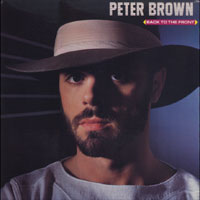 Peter Brown - Back To The Front album