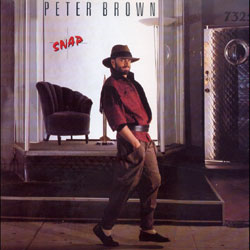 Peter Brown - SNAP album