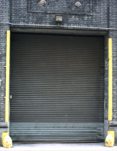 Paradise Garage entrance in 2004
