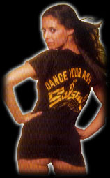 Ellen Michaels in SalSoul tee