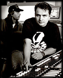 Stonebridge in the studio in 1994