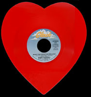 Bobby Caldwell heartshaped single