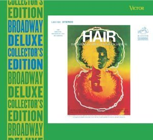 HAIR - original Bway Cast Delux Edition CD