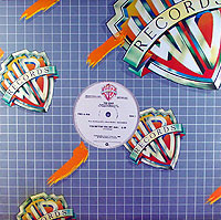 Warner 12inch DISCO single
