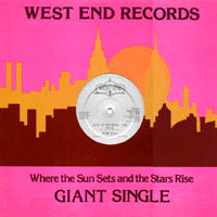 West End 12inch DISCO single