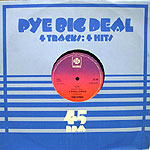 Big Deal 4-track 12inch single